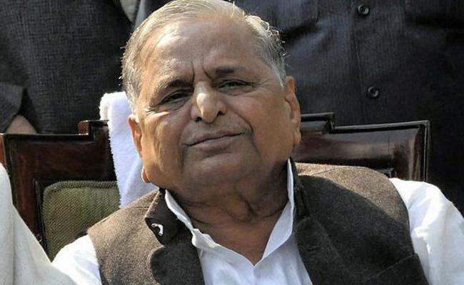 Mulayam Singh Yadav A Senior Leader From Uttar Pradesh - Sakshi