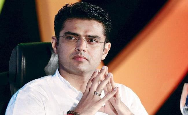 Sachin Pilot A Young Politician From Rajasthan - Sakshi