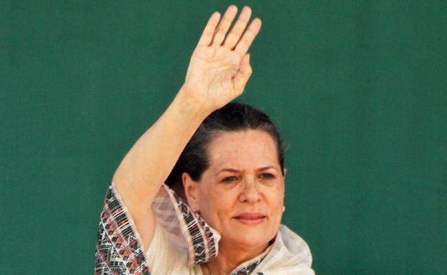 Sonia Gandhi Italy To India A Profile - Sakshi
