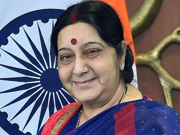 Sushma Swaraj Indian Women Politician - Sakshi