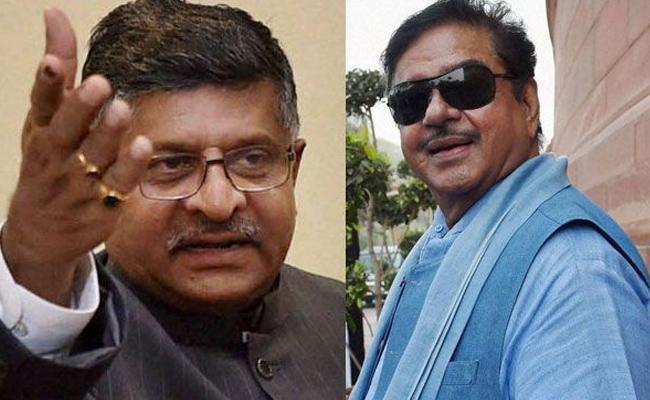 Tough Battle In Patna Sahib Between BJP And Congress - Sakshi