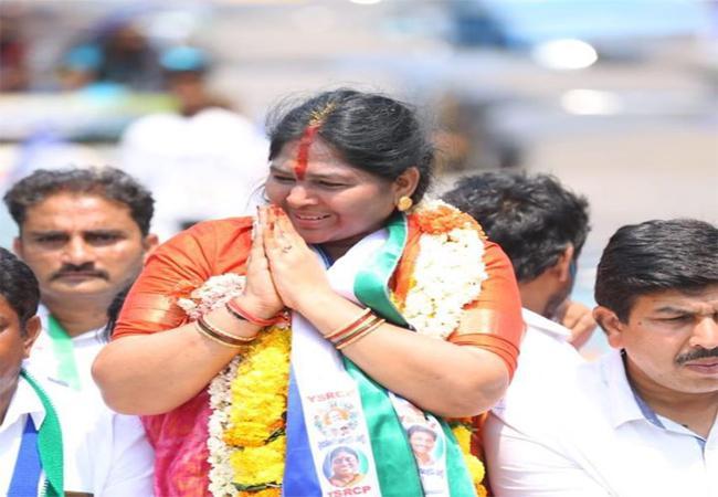 YS Jagan Is Only Possible To Make Rajanna Rule In Andhra Pradesh - Sakshi