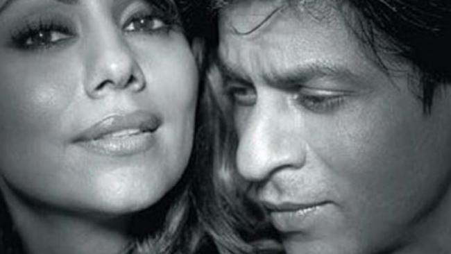 Gauri Khan Reveals A Secret About Husband Shah Rukh Khan - Sakshi