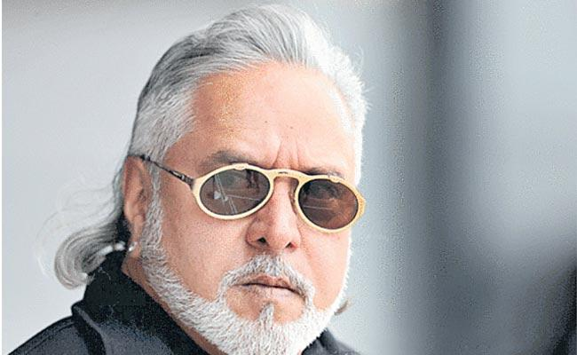 BJP government Uses me as a Poster Boy Says Vijay Mallya - Sakshi