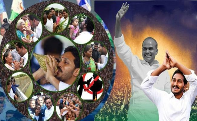 YS Jaganmohan Reddy Is A Great Warrior Like YS Rajashekar reddy - Sakshi