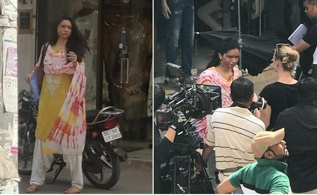 Deepika Padukone Chhapaak Scene Leaked - Sakshi