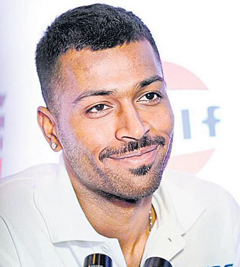 Hardik Pandya deposes before BCCI Ombudsman - Sakshi