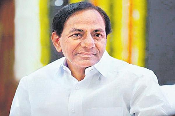 Polling percentage should rise says KCR - Sakshi