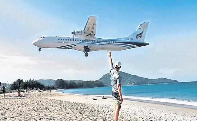 Tourist Could Be sentenced To Death For Taking Selfie At Phuket Beach - Sakshi