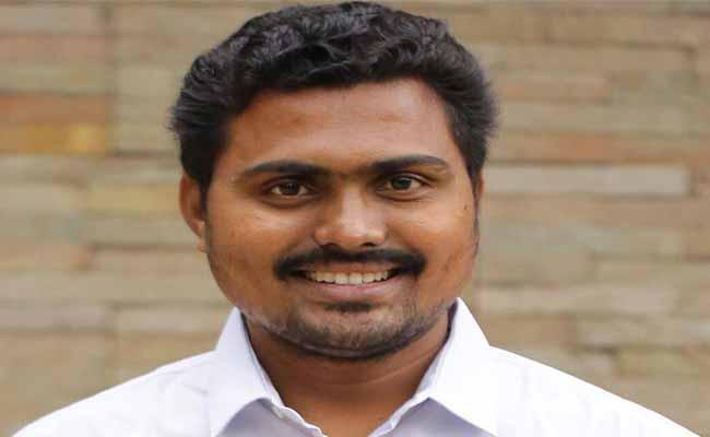 YSRCP Youyh Congress President Anil Kumar Yadav Comments On Pawan Kalyan - Sakshi