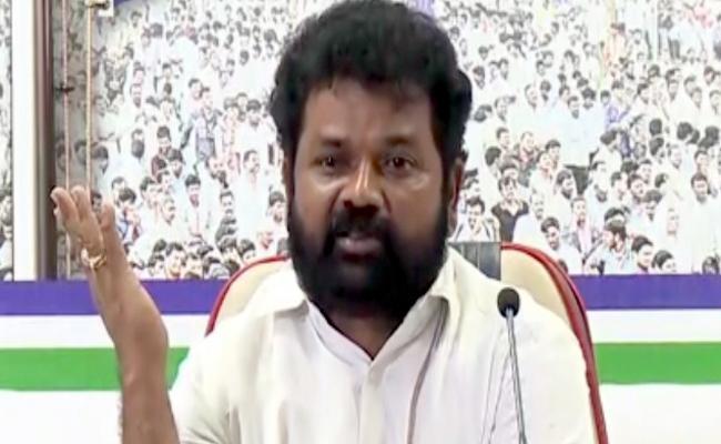 Sakshi Interview With Bapatla YSRCP MP Candidate Nandigam Suresh Babu