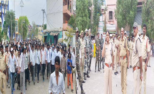 Andhra Pradesh Election Tension In Anantapur - Sakshi