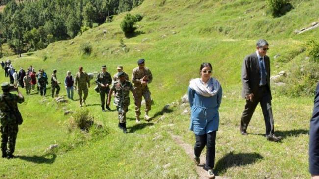 Pakistan Allows Media To Visit Balakot - Sakshi
