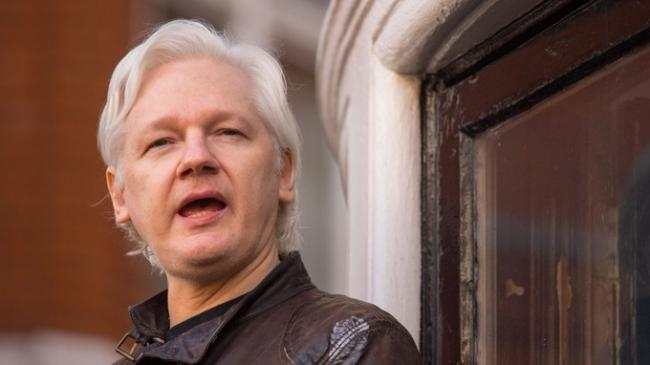 Wikileaks Co-founder Julian Assange Arrested - Sakshi