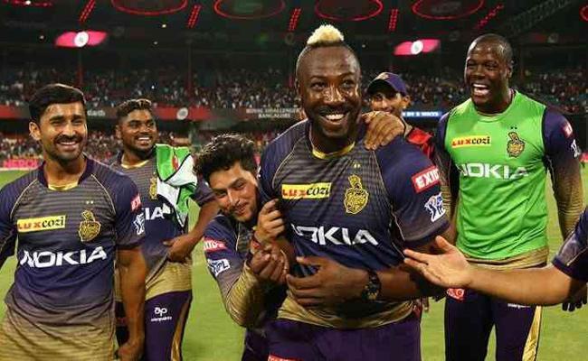 IPL 2019 Kuldeep Yadav Reveals Andre Russell Batting Weakness - Sakshi