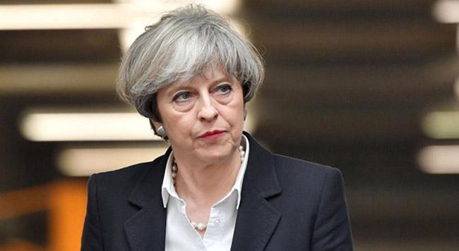 Theresa May Says Jallianwala Bagh Massacre Shameful - Sakshi