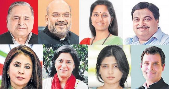 crorepatis in lok sabha 2019 elections - Sakshi