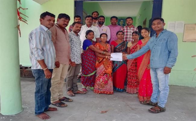 Marriage Registrations Start in Gram Panchayat - Sakshi