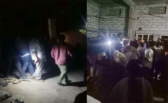 TDP MLA Violated The Election Commission Rules In Prakasam - Sakshi