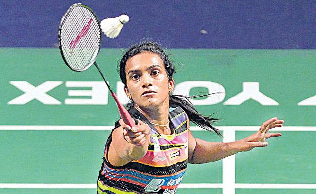 PV Sindhu Saina Nehwal into 2nd Round after Easy Wins - Sakshi