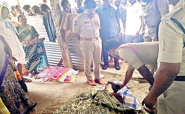 Husband Killed Wife For Extra Dowry - Sakshi