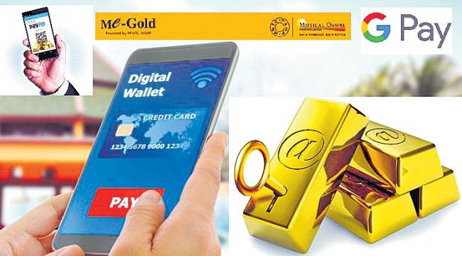 Digital gold accounts cross 80 million, more than twice demat accounts - Sakshi