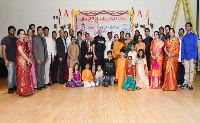 TCAGT Ugadhi Celebrations in Toronto - Sakshi