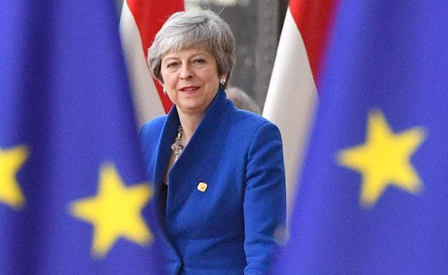 EU Extend Brexit Deadline To 31 October - Sakshi