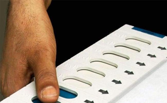 Result Of Elections Are Stored In Evms - Sakshi