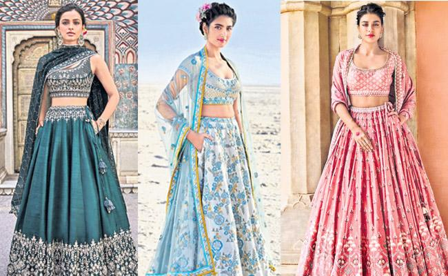 Embroidery Pockets Appear to be more Attractive - Sakshi