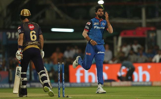 KKRs Denly For Duck on IPL Debut - Sakshi