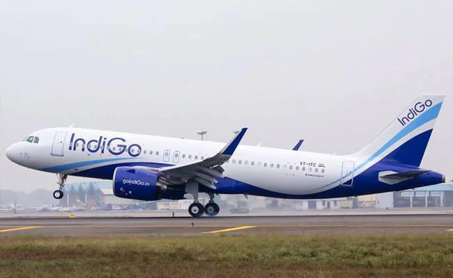 IndiGo Delhi Mumbai Flight turns Back mid-air After Engine Shakes Violently - Sakshi