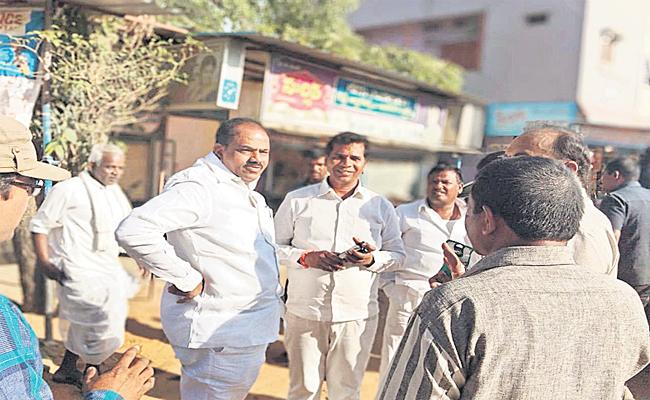 People Are Curious To Vote For Loksabha Elections - Sakshi