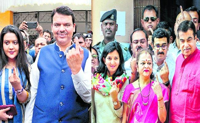 First Phase Polling Completed In Nationwide - Sakshi