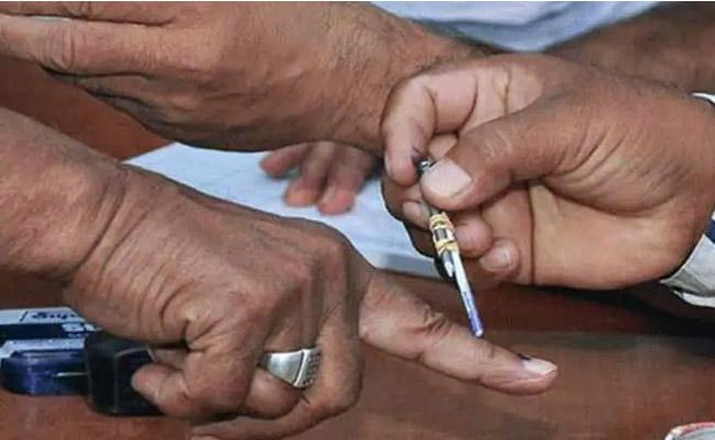 In the Lok Sabha Elections Voting in Hyderabad City has Declined - Sakshi