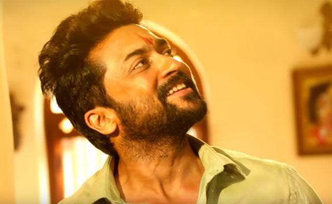 Surya NGK First Single Vaddeelodu Vachene Released - Sakshi