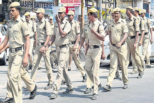 State police department has e-esrc policy making - Sakshi