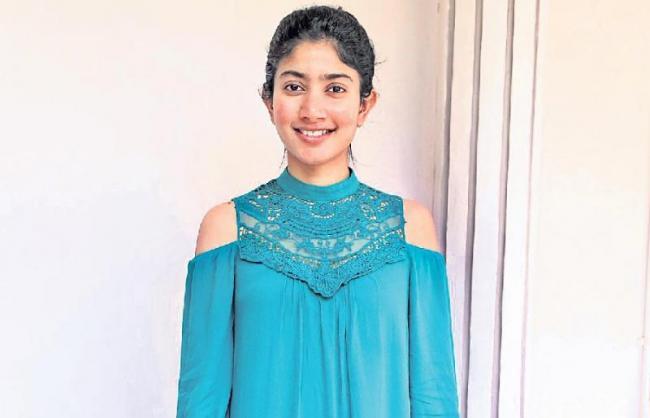 Sai Pallavi forgets many lessons - Sakshi