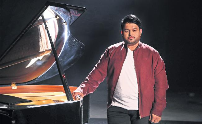 Music Director Thaman Special Story - Sakshi