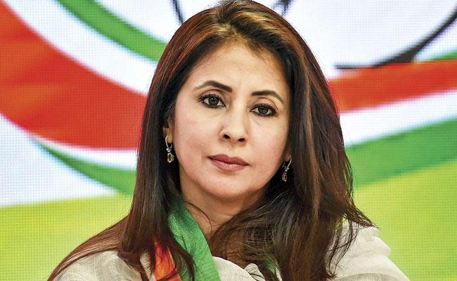 Im Not Rangila Dance Im A Politician Says Urmila Matondkar - Sakshi