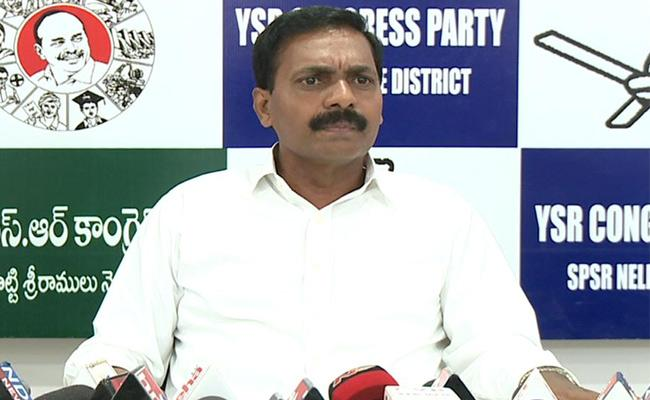 Kakani Govardhan Reddy Comments On Chandrababu And Lokesh Babu - Sakshi