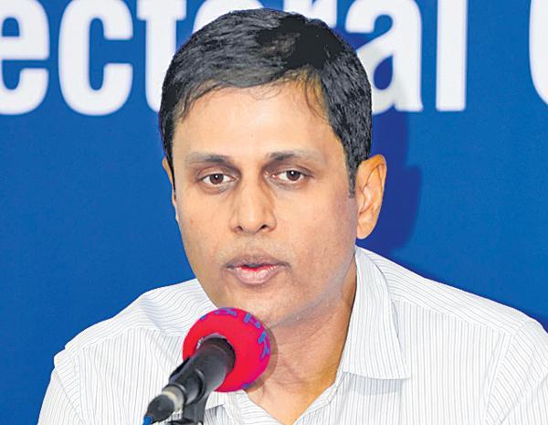 CEO Rajat Kumar Clarification about EVMs - Sakshi