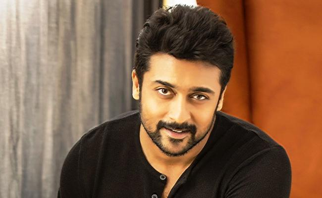 Suriya Work With Director Shiva - Sakshi