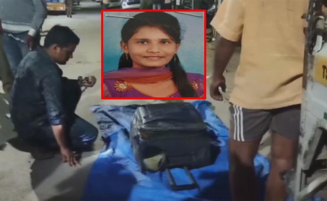 Software Enger Was Murder In Suraram - Sakshi