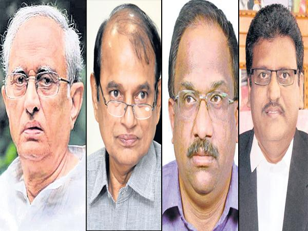 Experts comments About Chandrababu Allegations on EC - Sakshi