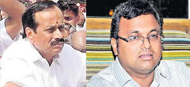Congress and Bjp Faces Tough Fight in Sivaganga Lok Sabha Elections - Sakshi
