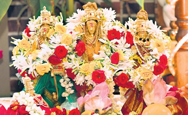 Devotees Will be Able to See Seetharama Kalyanam - Sakshi