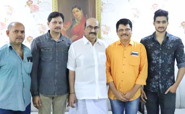 Swayamvada Movie Trailer Launch By Director Kodandarami Reddy - Sakshi