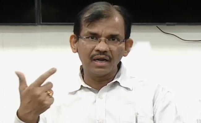 AP CEC GopalaKrishna Dwivedi Gives Clarity on VVPat Slips - Sakshi