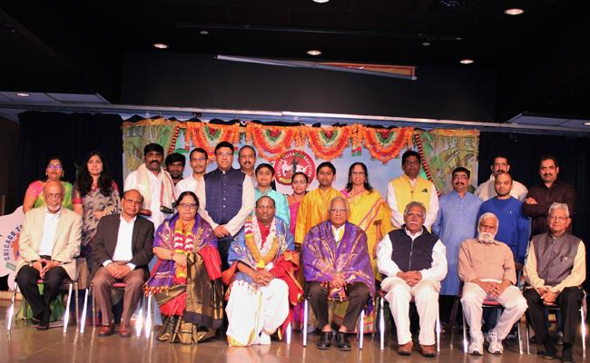 Chicago Telugu Association Ugadi Celebrations held in Chicago - Sakshi